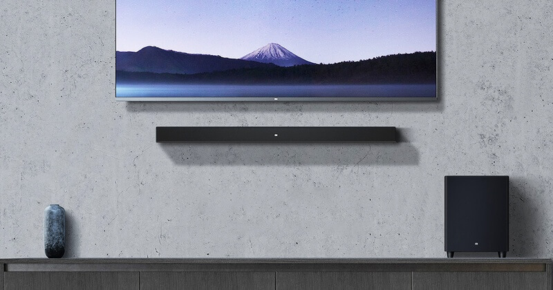 Best Soundbar for small spaces